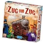 """""""Zug um Zug"""" (Spiel des Jahres 2004) und weitere Varianten für 24,59€ inkl. Versand (statt 31€) - Thalia Club!"""