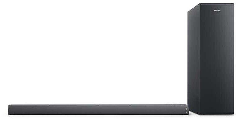 Philips TAB6305/10 Soundbar in Schwarz für 89,90€ inkl. Versand (statt 170€)