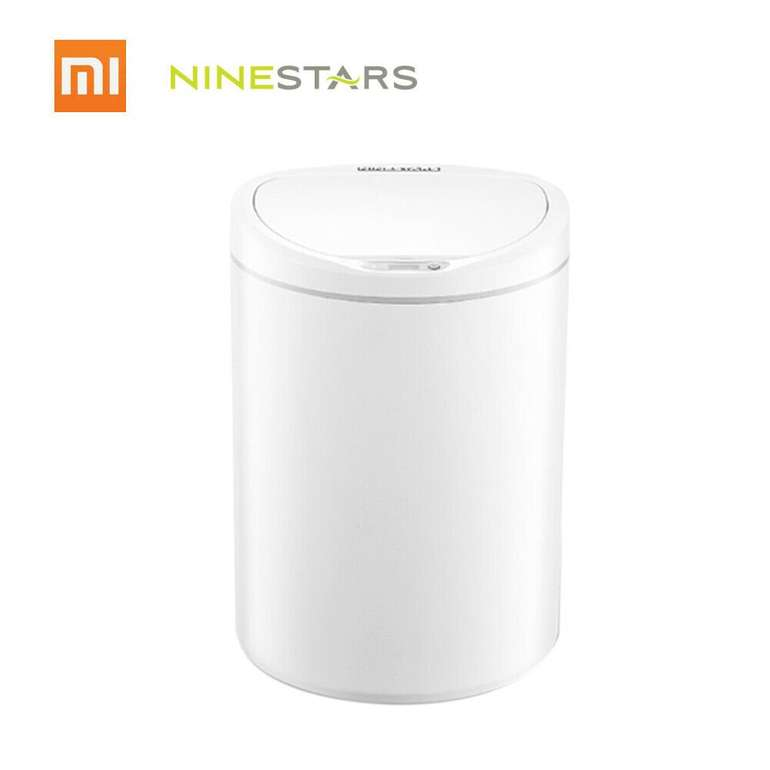 Xiaomi Ninestars Mülleimer mit IR Sensor (10L) für 32,99€ inkl. VSK