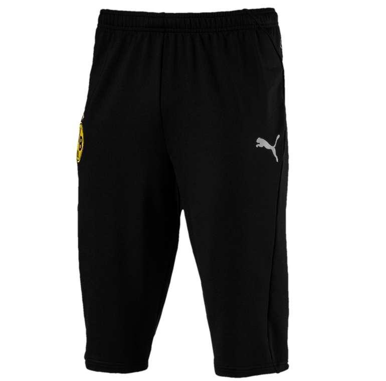 Puma Borussia Dortmund BVB 3/4 Training Pants (kurze Hose) für 8,88€ inkl. Versand (statt 28€)