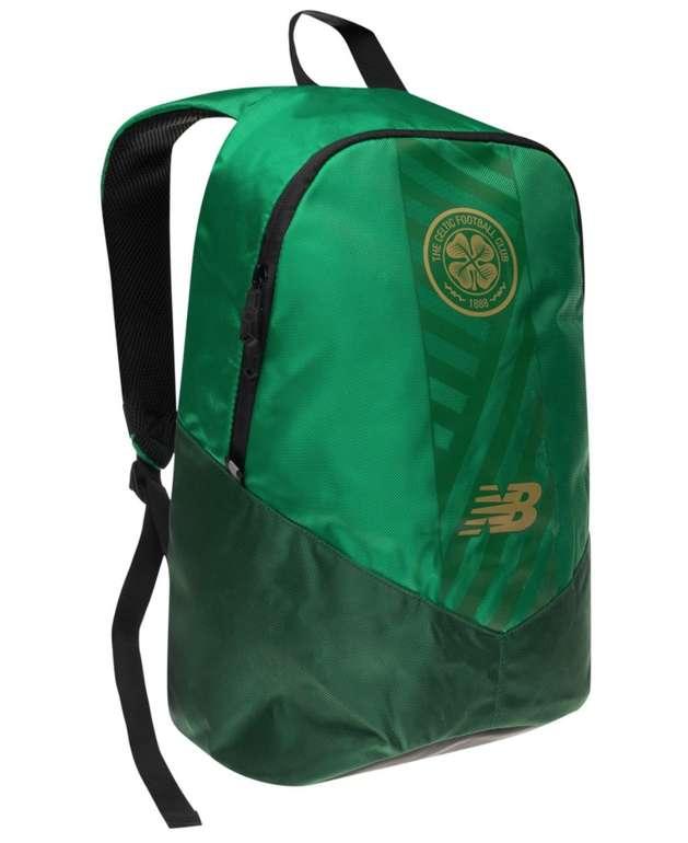 Celtic Glasgow FC New Balance Rucksack für 10,70€ inkl. Versand (statt 20€)