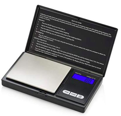 Smart Weigh SWS1KG Digitale Waage mit LCD-Display für 6,99€ (statt 10€)