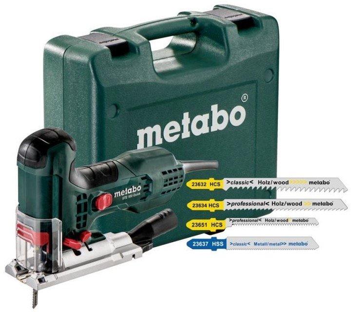 Metabo STE 100 Stichsäge mit Koffer und Sägeblättern für 119€ inkl. Versand