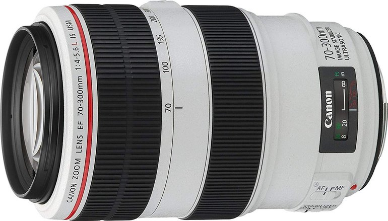 Preisfehler? Canon EF 70-300mm f4.0-5.6 L IS USM Objektiv für 556,12€ inkl. VSK