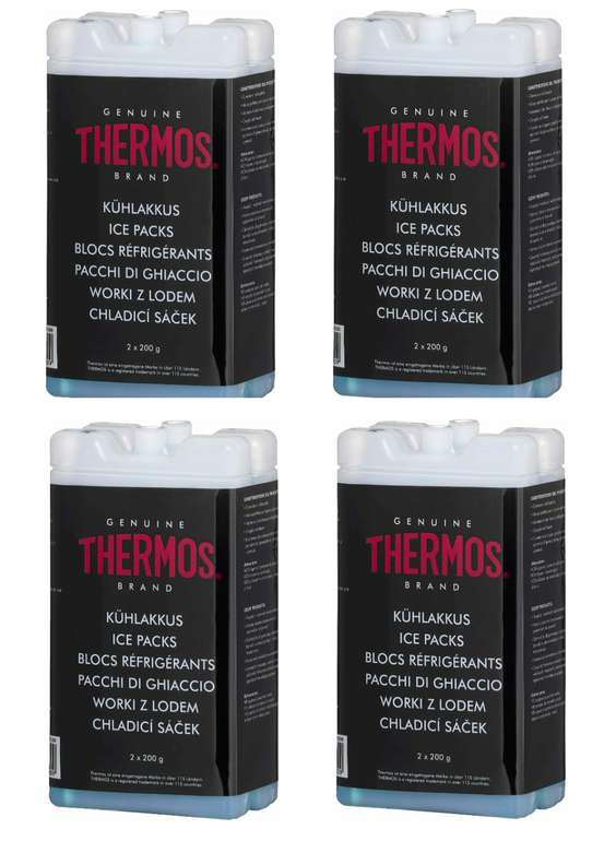 Thermos Premium Kühlakku (8 x 200ml) für 9,99€ inkl. Versand (statt 15€)