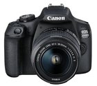 Canon EOS 2000D Spiegelreflexkamera inkl. Objektiv 18-55mm ab 299€ (statt 338€)