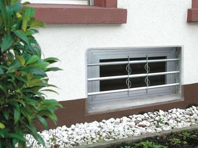 Gah Alberts Fenstergitter Secorino Style für 34,94€ inkl. Versand (statt 49€)