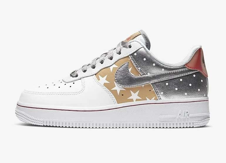 Nike: 15% Rabatt auf nicht reduzierte Artikel, z.B.  Nike Air Force 1 '07 für 93,50€