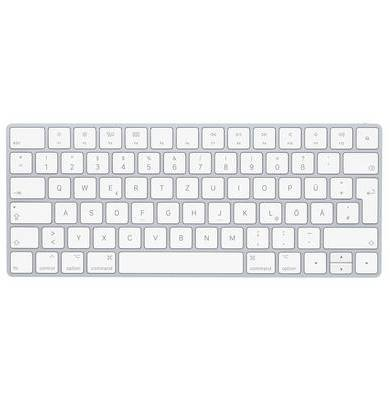 Apple Magic Bluetooth Keyboard MLA22D/A nur 69,90€ inkl. Versand (statt 88€)
