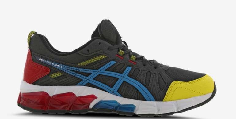 Asics Gel Venture 180 Herren Sneaker in schwarz/gelb für 69,99€inkl. Versand (statt 90€)