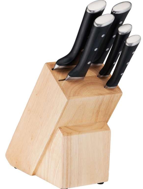 Tefal Ice Force Messerblock mit 5 Küchenmessern für 55,90€ inkl. Versand (statt 77€)