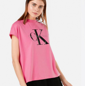 """Calvin Klein Jeans Damen Shirt """"TAKA-5 CN"""" für 24,90€ (Vergleich: 42€)"""