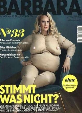 """Jahresabo der Zeitschrift """"Barbara"""" für 44€ + 35€ Bestchoice Gutschein"""