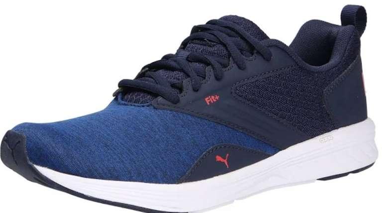 Puma Sneaker 'NRGY Comet' in blau / navy / schwarz für Jungen zu 13,46€inkl. Versand (statt 41€)
