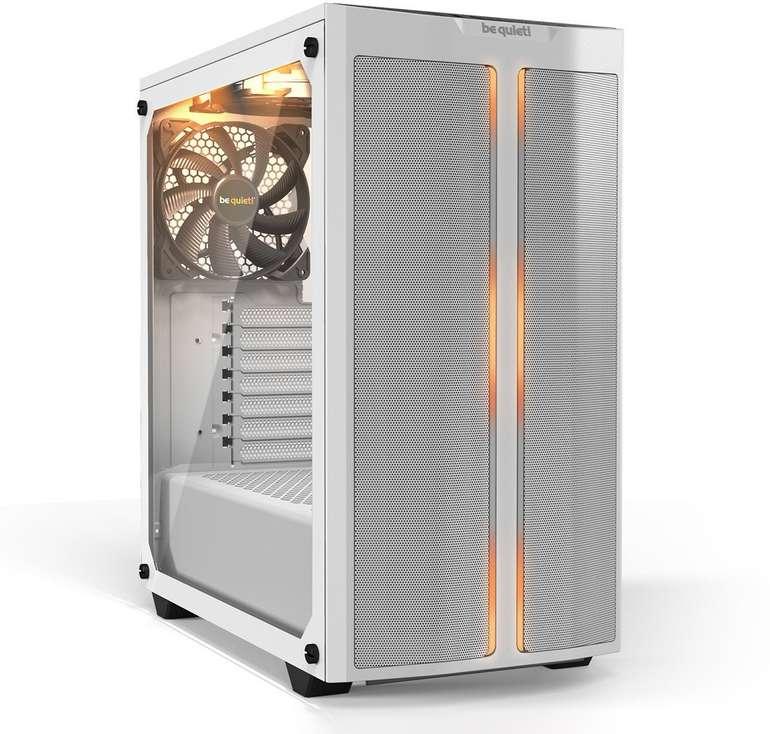 be quiet! Pure Base 500DX White PC Gehäuse für 66,03€ inkl. Versand (statt 73€)