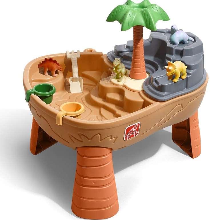 Step2 Dino Dig Sand- & Wassertisch für 78,90€ inkl. Versand (statt 105€)