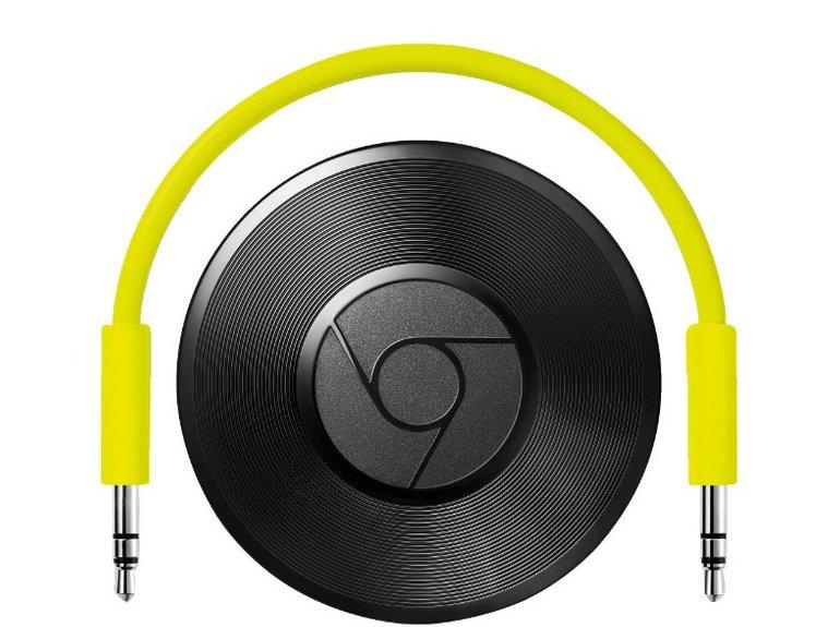 Google Chromecast Audio für 20,99 € inkl. Versand (Masterpass!)