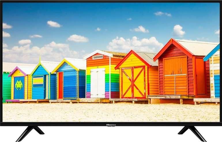 "Hisense H32BE5000 - 32"" LED Fernseher mit HD Ready & DVB-T2, DVB-S2 für 111€ (statt 150€)"