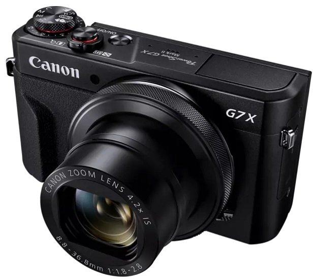 Canon PowerShot G7 X Mark II Digitalkamera