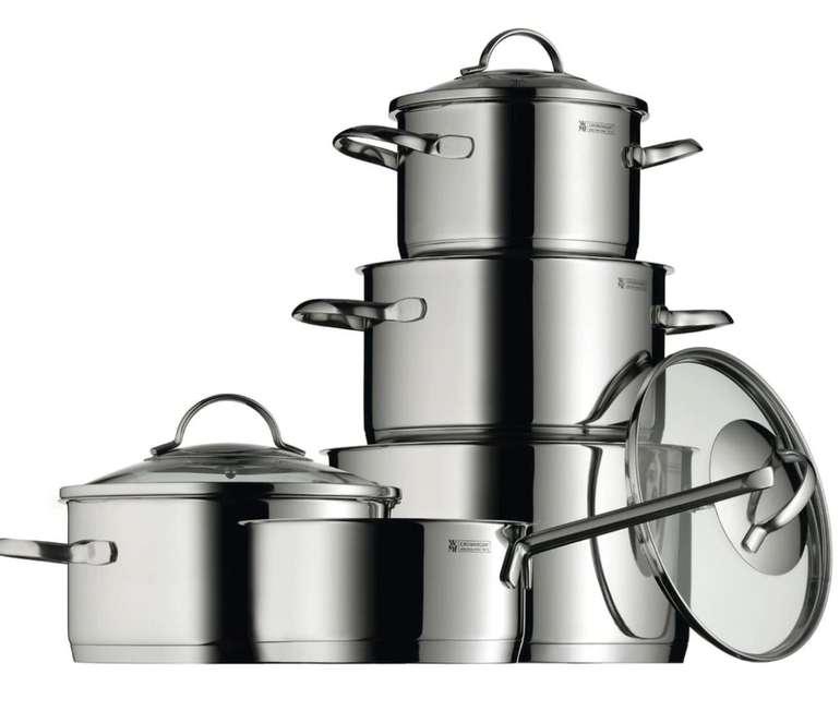 WMF Provence Plus 5-teiliges Kochgeschirr Set für 79,99€ inkl. Versand (statt 107€)