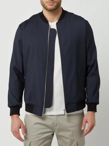 "Mos Mosh Blouson mit Woll-Anteil Modell ""Osaka"" für 118,99€ inkl. Versand (statt 140€)"