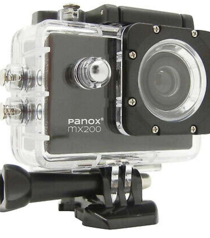 Panox MX 200 Action Cam HD mit Touchscreen für 15€ inkl. Versand (statt 30€)