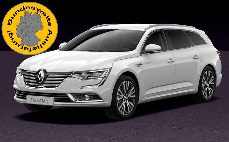Renault Megane Grandtour Life Leasing