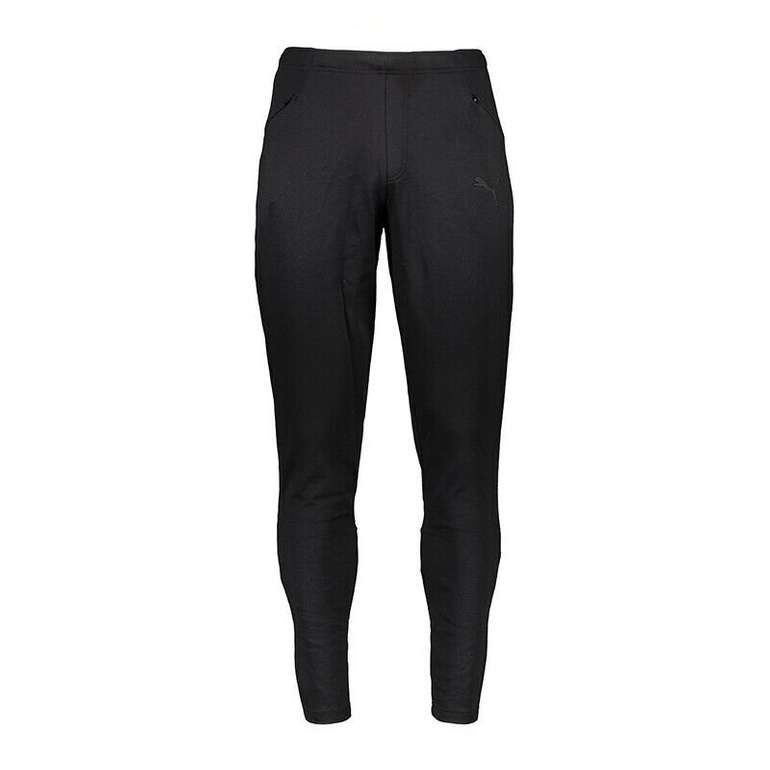 Puma F03 Final Casuals Sweat Pant Hose in Schwarz für 24,95€ inkl. VSK