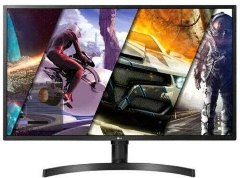 """LG 32UK550-B - 31,5"""" Ultra-HD LED Monitor mit FreeSync für 286,68€ (statt 320€)"""