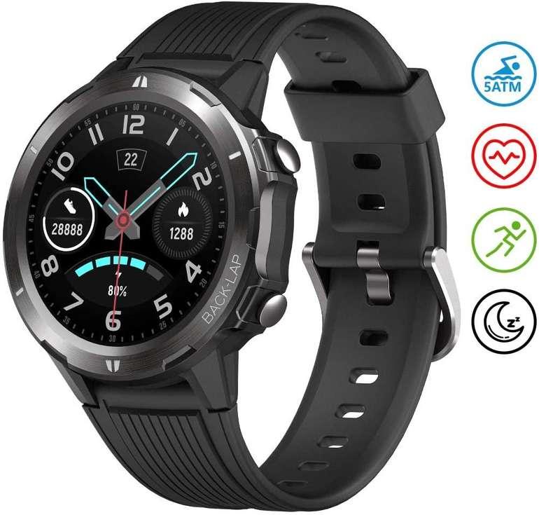 UmiDigi Uwatch GT Smartwatch mit Herzfrequenzmessung für 29,99€ inkl. Versand (statt 36€)