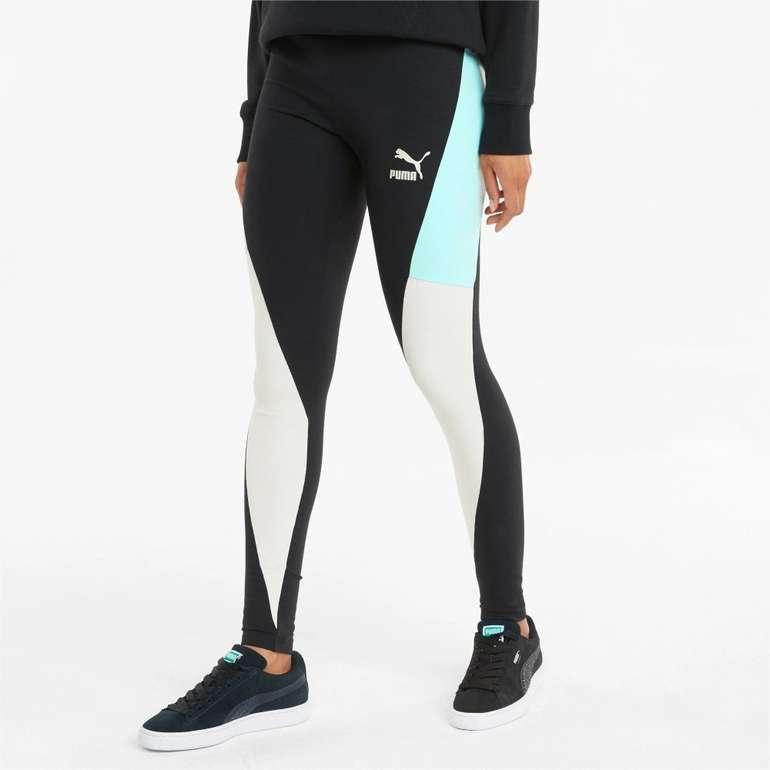 Puma CLSX High-Waist Damen Leggings für 22,36€ inkl. Versand (statt 28€)
