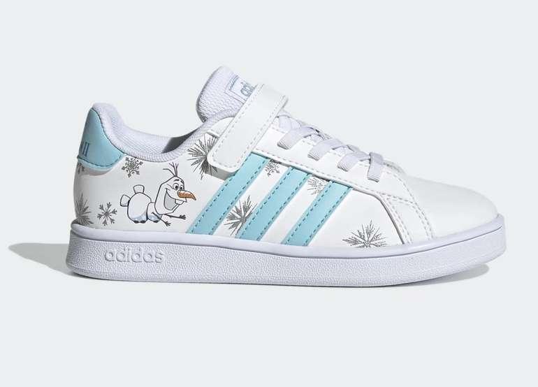 Adidas Grand Court Kids Unisex Schuhe für 28€ inkl. Versand (statt 36€)