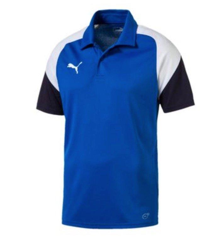 Puma Esito 4 Herren Poloshirt in blau für 9,99€ inkl. Versand (statt 18€)