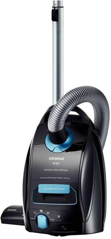 Siemens VSQ5X1230 Q5.0 extreme silencePower Staubsauger für 98,91€ (statt 112€)