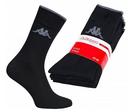 Outlet46: Kappa im Sale – z.B. Kappa 5er-Pack Socken schon ab 0,99€