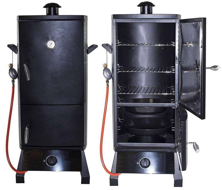 El Fuego Smoker Gasgrill Portland - Gasgrill mit 3,5 kW