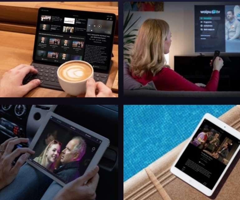 12 Monate Waipu.tv Perfect + Fire TV Stick mit 100+ Sendern für 79,92€ (statt 150€)