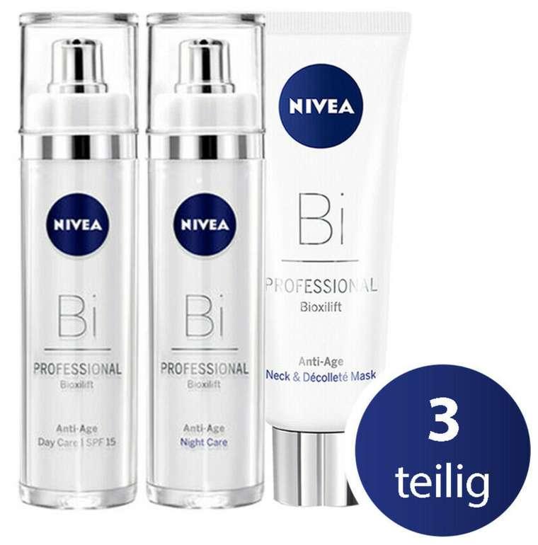 Nivea Professional Bioxilift Anti Age Set (3-teilig) für 29,99€inkl. Versand (statt 40€)