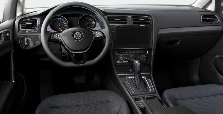 Volkswagen Golf E Leasing 3