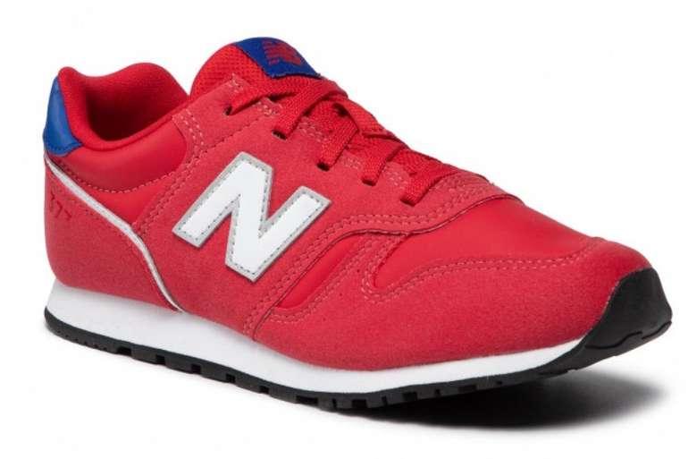 eSchuhe Back To School Sale mit 20% Extra Rabatt - z.B. New Balance YC373WR2 Sneaker für 47,20€