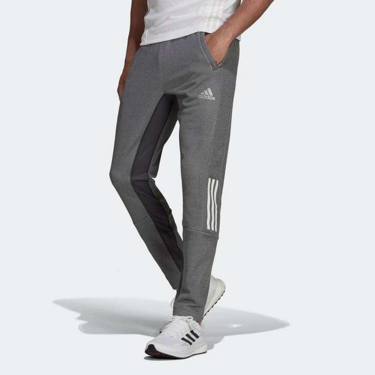 Adidas Herren-Trainingshose in Grau oder Rot für 42€ inkl. Versand (statt 58€)