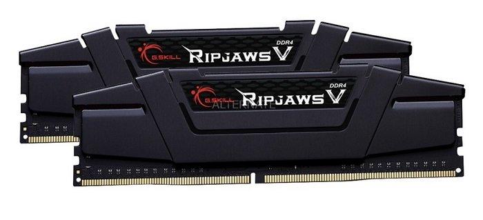 G.Skill Ripjaws V - 16GB DIMM DDR4-3200 Kit (2x 8GB) für 71,85€