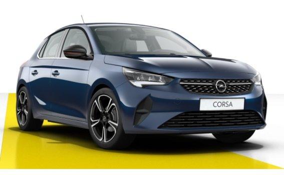 Gewerbeleasing: Opel Corsa F**EDITION (75 PS) für 76,72€ netto mtl. (LF: 0,50)
