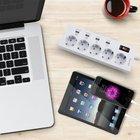 Joly Joy Steckdosenleiste mit 5 AC- und 4 USB-Ports für 19,99€ (statt 25€)