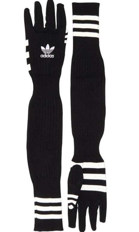 adidas Originals Paolina Russo Handschuhe in Schwarz für 17,45€ inkl. Versand (statt 30€)