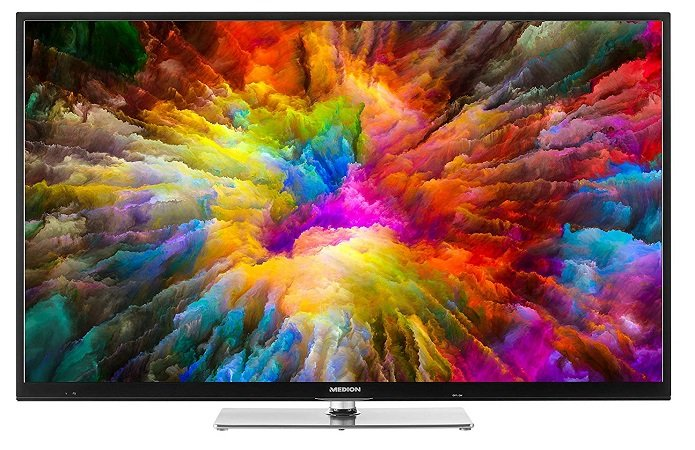 Medion Life X15022 - 50 Zoll UHD Smart-TV für 299,95€ inkl. VSK