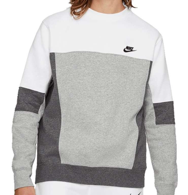 Nike Freizeitpullover Sportswear BB Crew (versch. Farben) für je 37,95€ inkl. Versand (statt 55€)