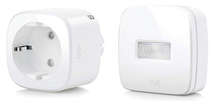 Bundle: Eve Energy Plug + Eve Motion Sensor für nur 47,88€ (statt 89€)