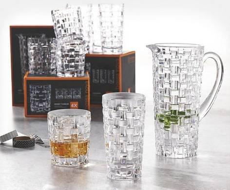 """12er Set Whiskyglas """"Bossa Nova"""" von Nachtmann für 20,80€ (statt 41€)"""