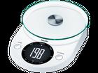 2x Beurer 704.35 KS 33 Küchenwaage (Flüssigkeitsanzeige, Tara-Zuwiegefunktion & Abschaltautomatik) für 19€ (statt 43€)